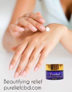 purelief cbd lotion