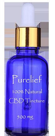 purelief cbd oil tincture