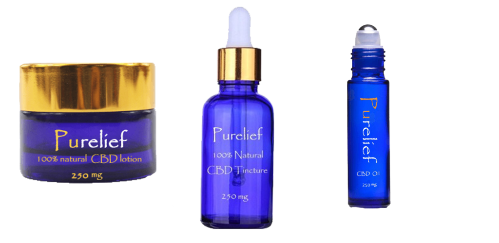 purelief cbd products